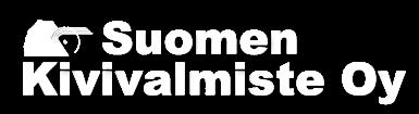 Suomen Kivivalmiste Oy Logo